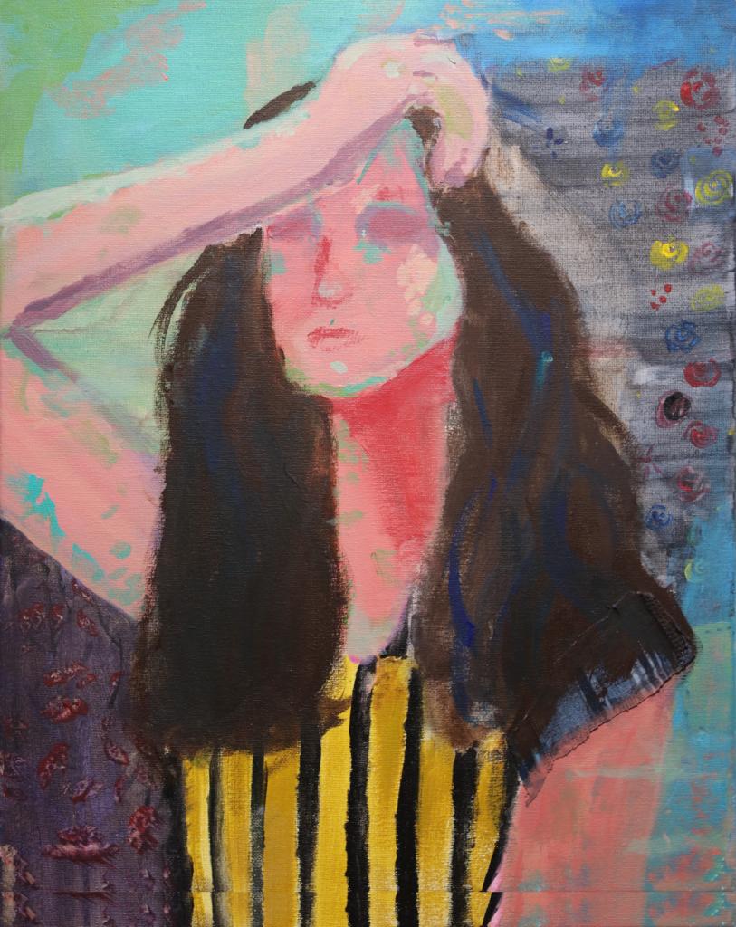 Artist: Addie Flower, Teen Arts Shuffle Plus