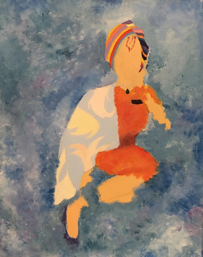 Artist: Paige Mischenko Teen Arts Shuffle Plus